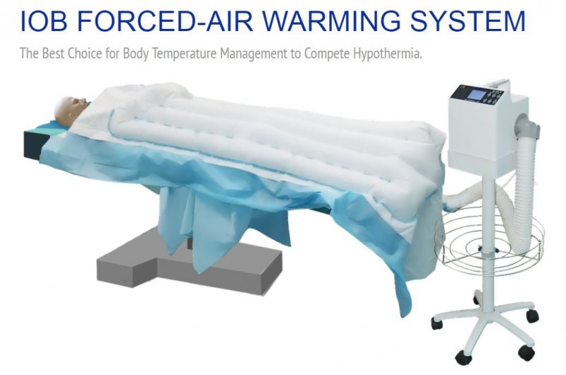 Sistem incalzire pacient - IOB Warming Unit