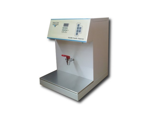 Dispenser parafina, model TEC 2000