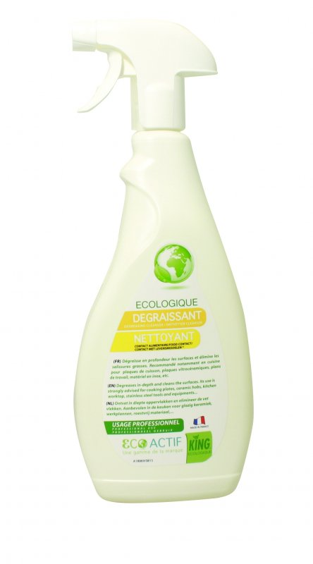 Ecolabel - Detergent si degresant ecologic - King