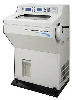 Criomicrotom semiautomat, model  MC4000